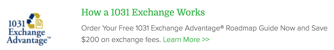 1031 Exchange Works